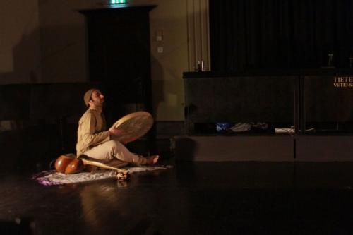 Marouf Majidi - Filosofioiden yö