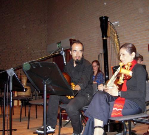 Marouf Majidi - Orchestra Pardis